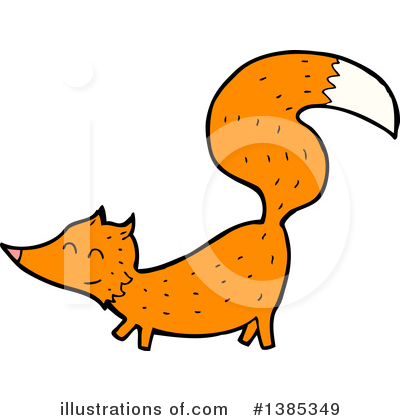 Fox Clipart #1385349 by lineartestpilot