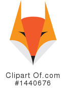 Fox Clipart #1440676 by ColorMagic