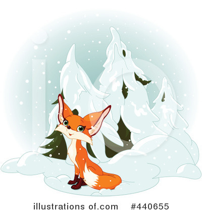Fox Clipart #440655 by Pushkin