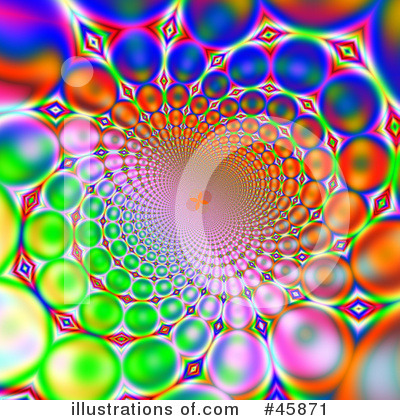 Fractal Clipart #45871 by ShazamImages