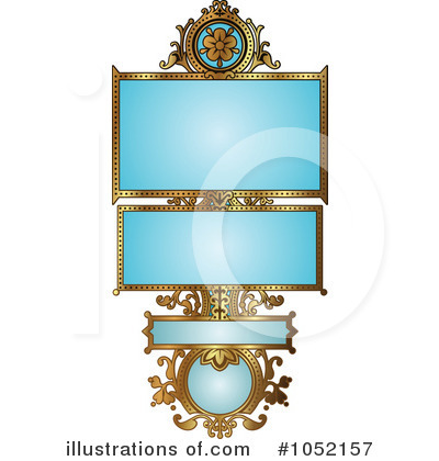 Frame Clipart #1052157 by AtStockIllustration