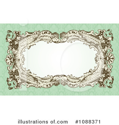 Royalty-Free (RF) Frame Clipart Illustration by BestVector - Stock Sample #1088371