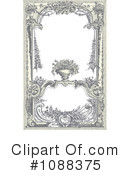 Royalty-Free (RF) Frame Clipart Illustration #1088375