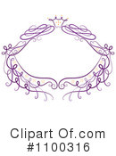 Royalty-Free (RF) Frame Clipart Illustration #1100316