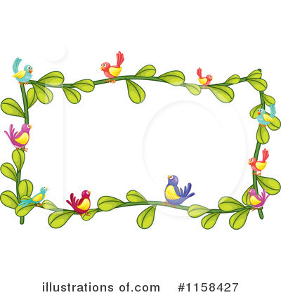 Border Clipart #1158427 by Graphics RF