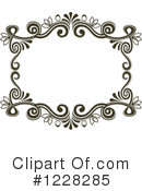 Frame Clipart #1228285 by Vector Tradition SM