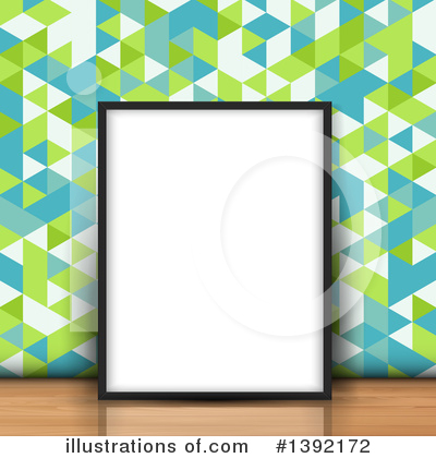 Picture Frame Clipart #1392172 by KJ Pargeter
