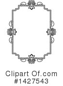 Frame Clipart #1427543 by AtStockIllustration