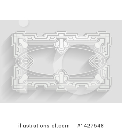 Royalty-Free (RF) Frame Clipart Illustration by AtStockIllustration - Stock Sample #1427548