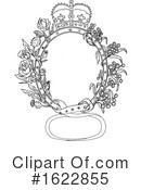 Frame Clipart #1622855 by patrimonio