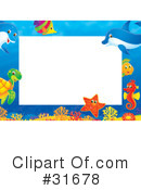 Royalty-Free (RF) Frame Clipart Illustration #31678