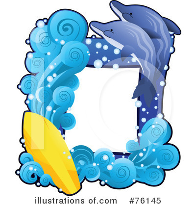 Dolphin Clipart #76145 by BNP Design Studio