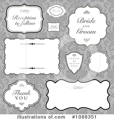 Bridal Clipart #1088351 by BestVector
