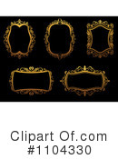 Frames Clipart #1104330 by Vector Tradition SM
