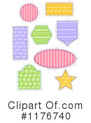 Royalty-Free (RF) frames Clipart Illustration #1176740
