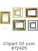 Frames Clipart #72425 by cidepix