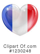 France Clipart #1230248 by AtStockIllustration