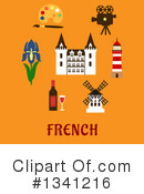 Royalty-Free (RF) France Clipart Illustration #1341216