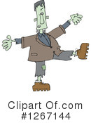 Frankenstein Clipart #1267144 by djart