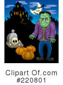 Frankenstein Clipart #220801 by visekart