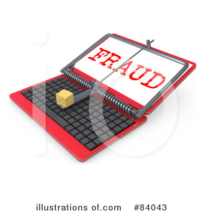 Fraud Clipart #84043 by 3poD