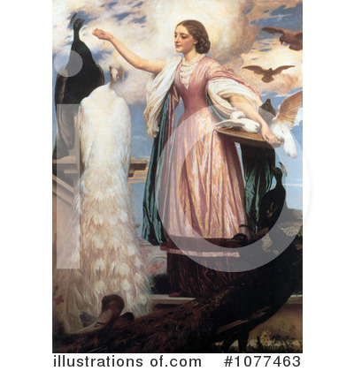 Frederic Lord Leighton Clipart #1077463 by JVPD