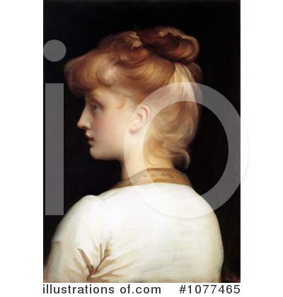Frederic Lord Leighton Clipart #1077465 by JVPD