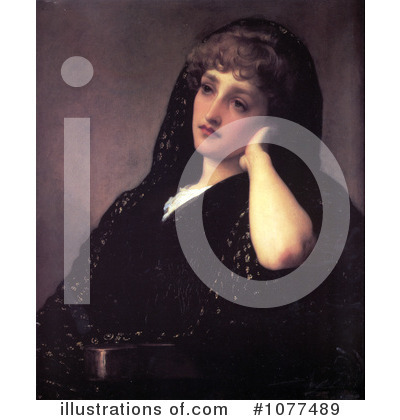 Frederic Lord Leighton Clipart #1077489 by JVPD