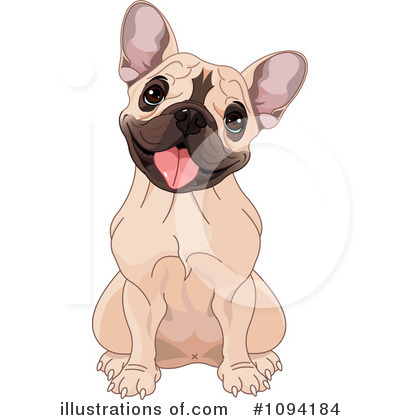French Bulldog Clipart #1094184 by Pushkin