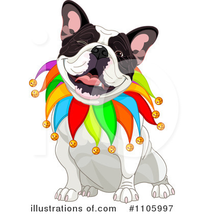French Bulldog Clipart #1105997 by Pushkin