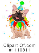 French Bulldog Clipart #1110811 by Pushkin