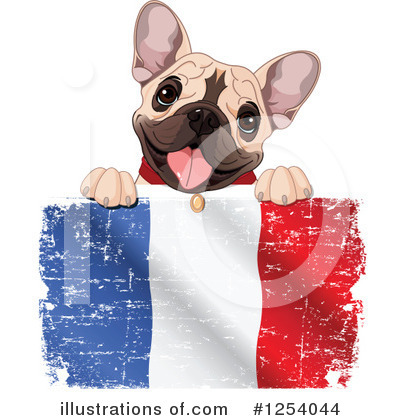 French Bulldog Clipart #1254044 by Pushkin