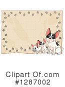 French Bulldog Clipart #1287002