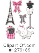 French Clipart #1279189 by BNP Design Studio