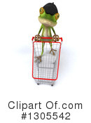 Royalty-Free (RF) French Frog Clipart Illustration #1305542