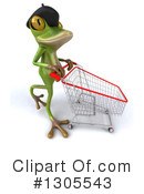 Royalty-Free (RF) French Frog Clipart Illustration #1305543