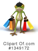 Royalty-Free (RF) French Frog Clipart Illustration #1349172