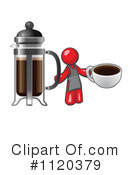 French Press Clipart #1120379 by Leo Blanchette