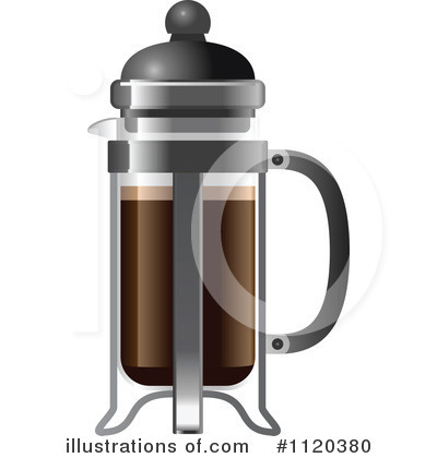 Coffee Clipart #1120380 by Leo Blanchette