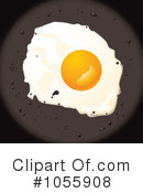 Fried Egg Clipart #1055908