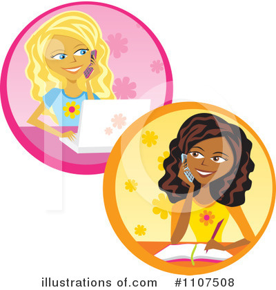 Laptop Clipart #1107508 by Amanda Kate