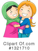 Friends Clipart #1321710