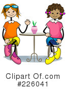 Friends Clipart #226041 by BNP Design Studio