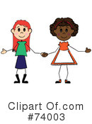 Friends Clipart #74003 by Pams Clipart