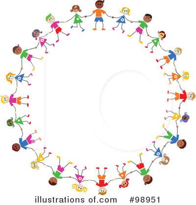 Stick Children Clipart #98951 by Prawny