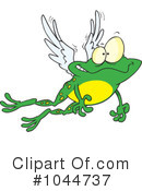 Frog Clipart #1044737 by toonaday