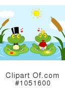 Frog Clipart #1051600 by Hit Toon
