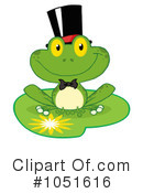 Frog Clipart #1051616 by Hit Toon