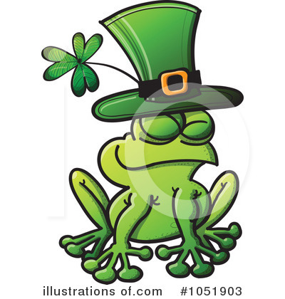 Leprechaun Clipart #1051903 by Zooco