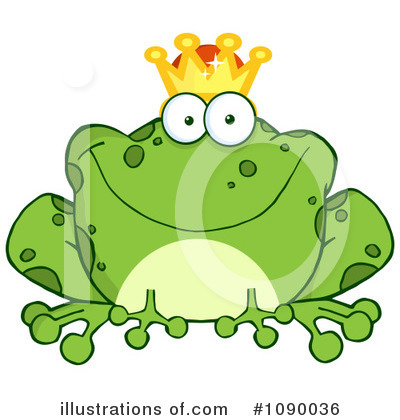Frog Clipart #1090036 by Hit Toon